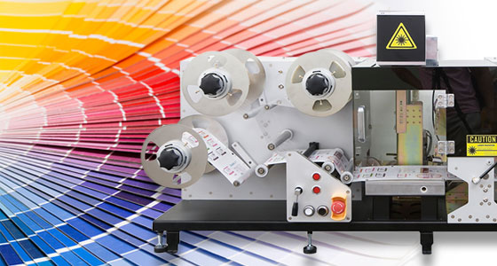 Digitale Etikettendrucksysteme