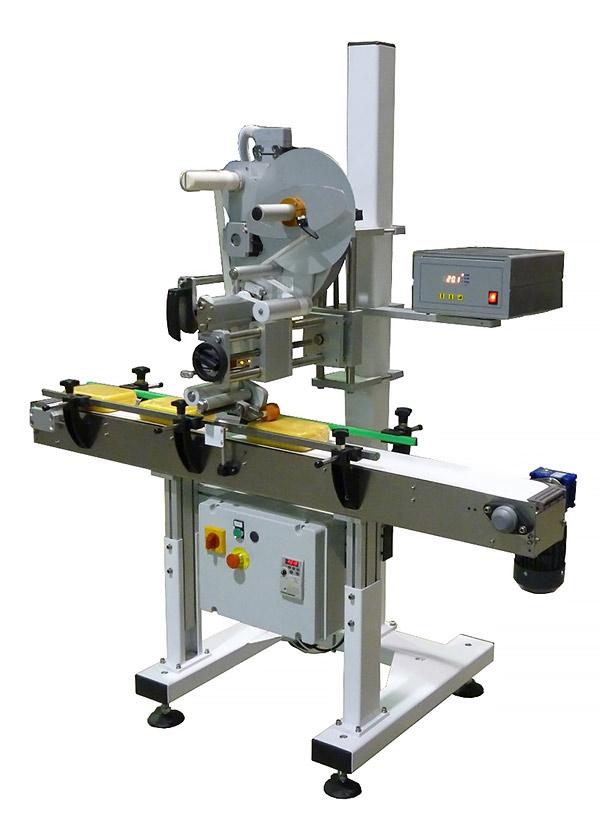 LABELX COMPACT Vollautomatische Etikettiermaschine