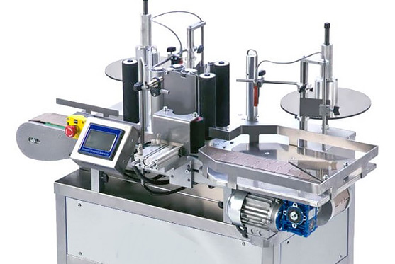 semi automatic labelling machine